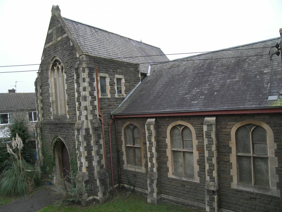 <strong>Rhymney Methodist (1786)<span><b>view larger</b></span></strong><i>&rarr;</i>