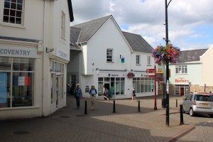<strong>Chepstow Town Centre<span><b>in</b>Commercial </strong><i>&rarr;</i>