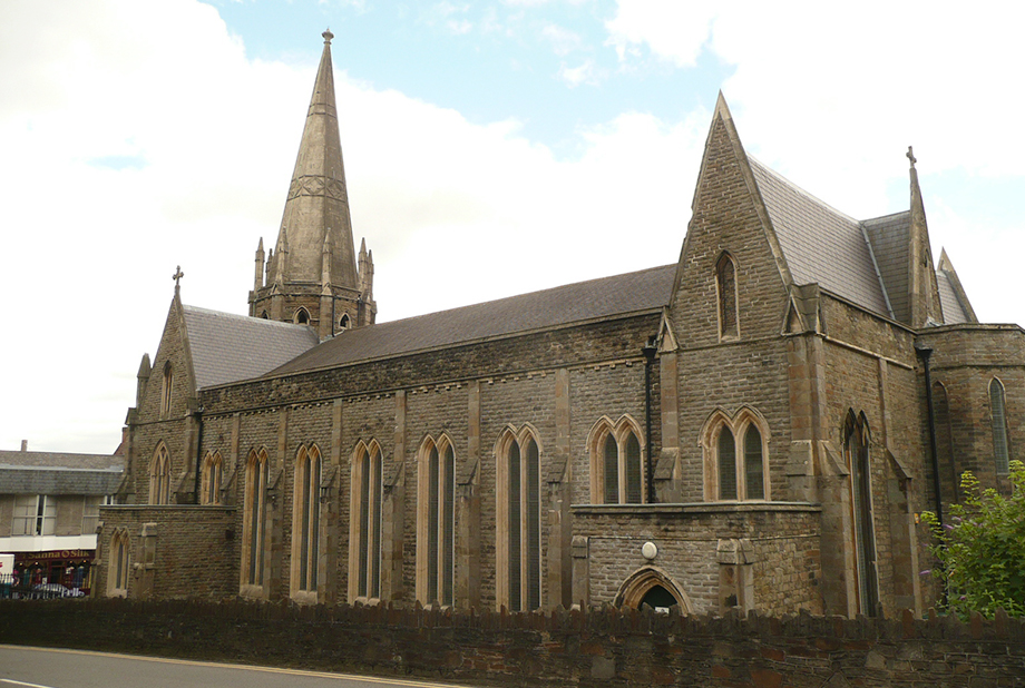 <strong>St Paul's, Newport<span><b>in</b>Ecclesiastical </span></strong><i>→</i>