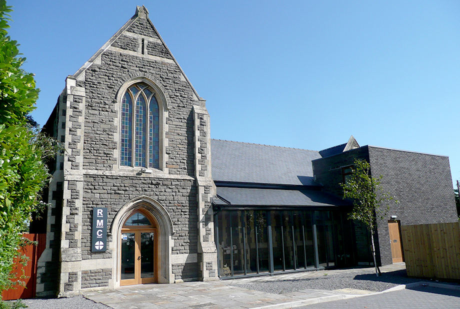 <strong>Rhymney Methodist (1786)<span><b>in</b>Ecclesiastical </strong><i>→</i>